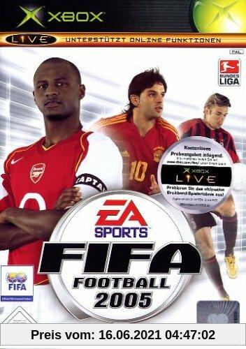 FIFA Football 2005 [Xbox Classics] Produktbild