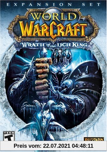 World of Warcraft: Wrath of The Lich King Produktbild