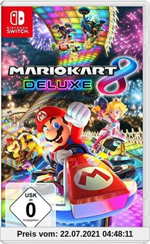 Mario Kart 8 Deluxe [Nintendo Switch] Produktbild