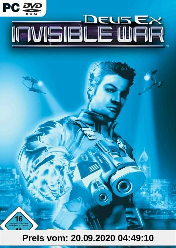 Deus Ex: Invisible War Produktbild