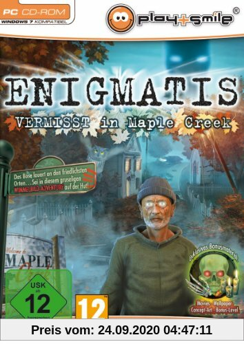 Enigmatis - Vermisst in Maple Creek Produktbild