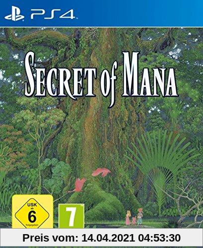 Secret of Mana [PlayStation 4] Produktbild
