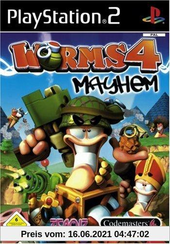 Worms 4: Mayhem [Software Pyramide] Produktbild
