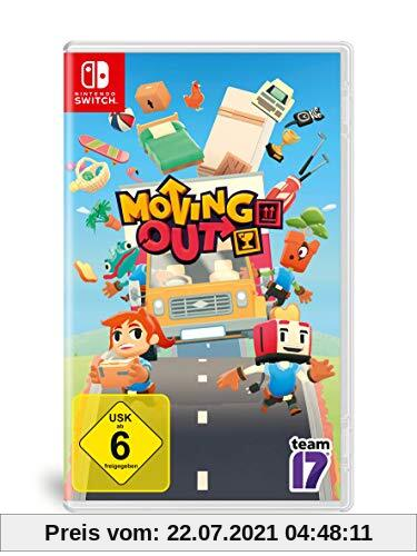Moving Out - [Nintendo Switch] Produktbild
