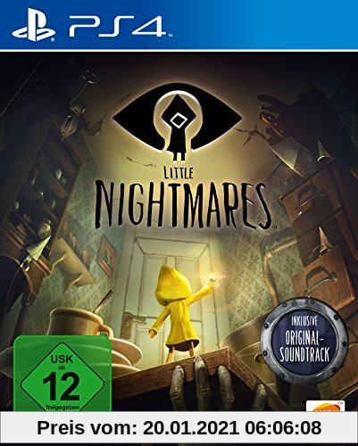 Little Nightmares - Standard Edition - [Playstation 4] Produktbild