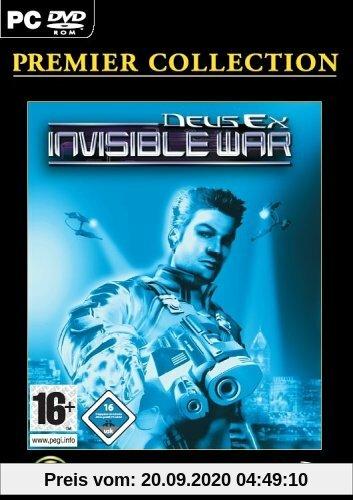 Deus Ex: Invisible War [Premier Collection] Produktbild