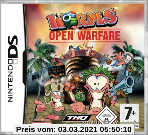 Worms: Open Warfare [Software Pyramide] Produktbild