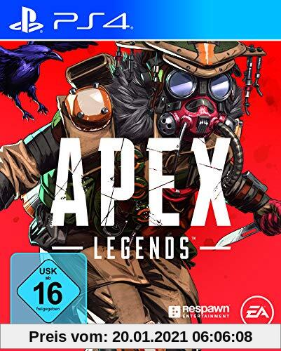 Apex Legends Bloodhound Edition - [PlayStation 4] Produktbild