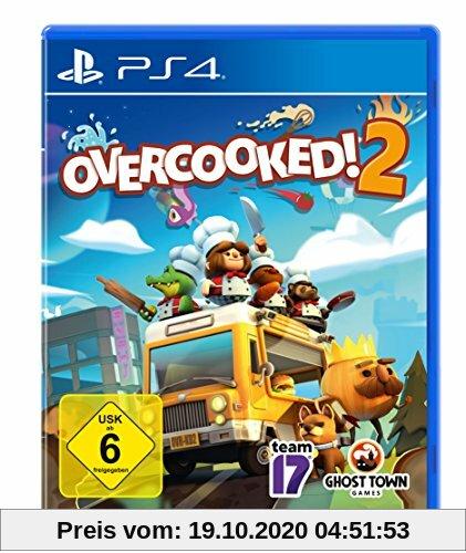 Overcooked! 2 - [PlayStation 4] Produktbild