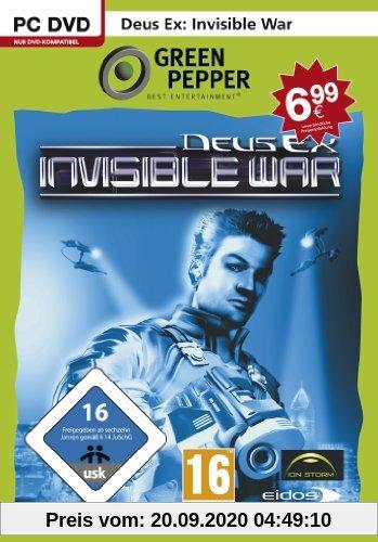 Deus Ex: Invisible War [Green Pepper] Produktbild