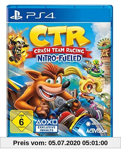 Crash Team Racing Nitro-Fueled - [PlayStation 4] Produktbild
