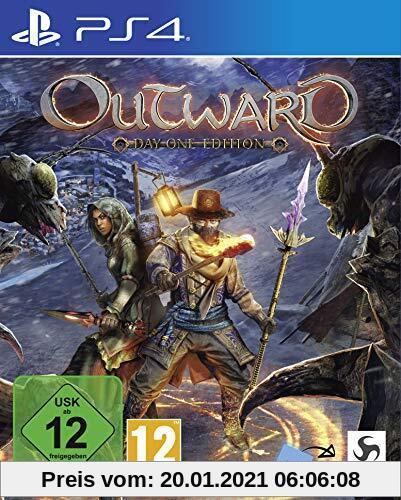 Outward (PS4) Produktbild