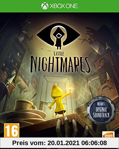 Little Nightmares (PEGI) Produktbild