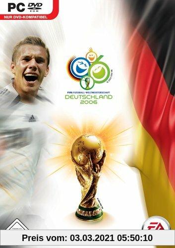 FIFA Fussball-Weltmeisterschaft Deutschland 2006 (DVD-ROM) Produktbild
