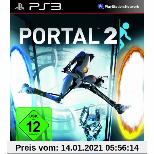 Portal 2 - PS3 Essentials Produktbild