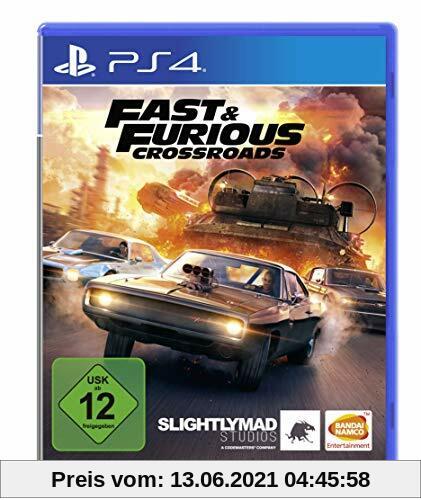 Fast & Furious Crossroads - [PlayStation 4] Produktbild