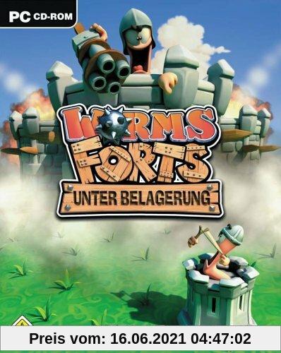 Worms Forts: Unter Belagerung (Software Pyramide) Produktbild