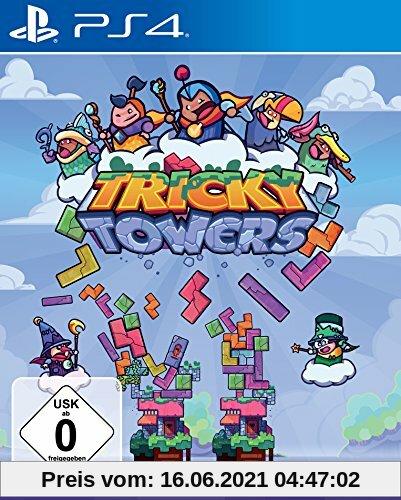 Tricky Towers - [PlayStation 4] Produktbild