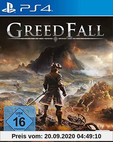 Greedfall [Playstation 4] Produktbild