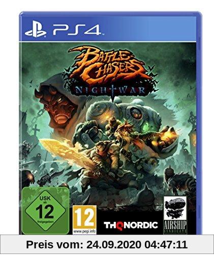 Battle Chasers: Nightwar - [PlayStation 4] Produktbild