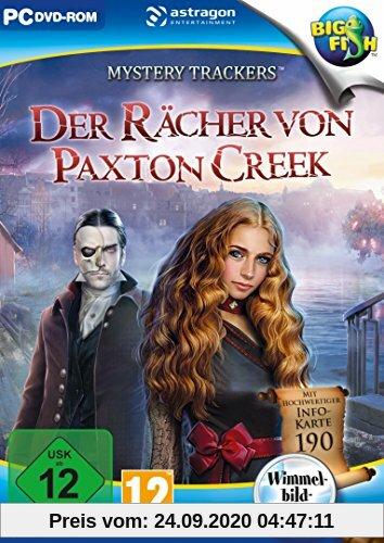 Mystery Trackers: Der Rächer von Paxton Creek Produktbild