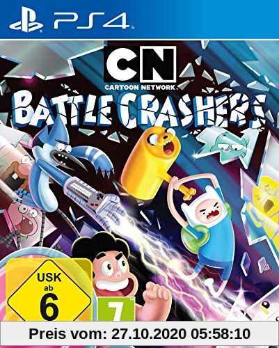 Cartoon Network - Battle Crashers Produktbild