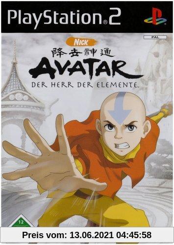 Avatar - Der Herr der Elemente Produktbild