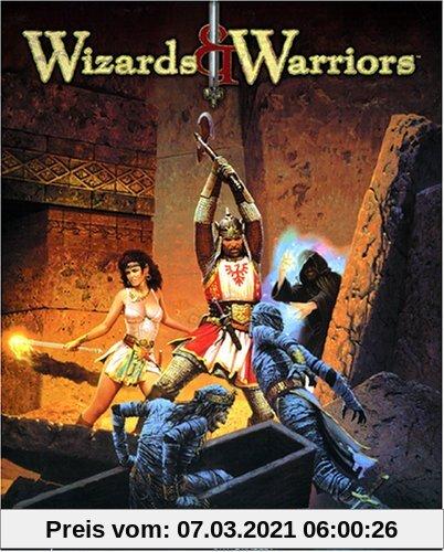 Wizards & Warriors Produktbild
