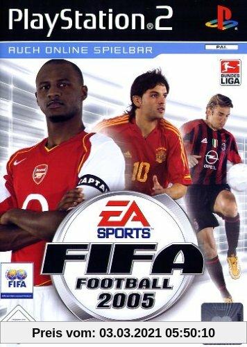 FIFA Football 2005 [Platinum] Produktbild