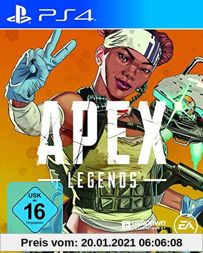 Apex Legends Lifeline Edition - [PlayStation 4] Produktbild