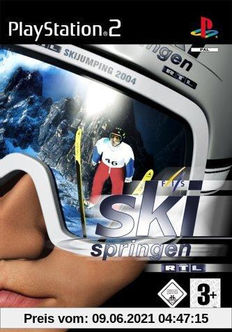 RTL Skispringen 2004 Produktbild
