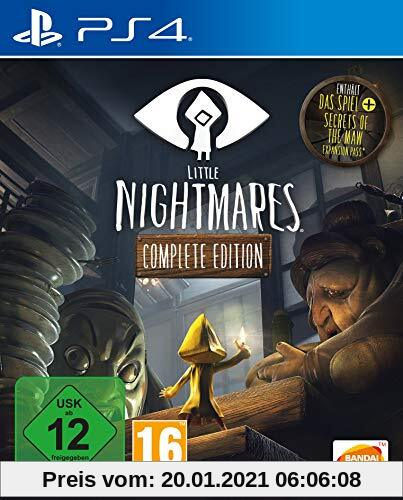 Little Nightmares - Complete Edition - [PlayStation 4] Produktbild