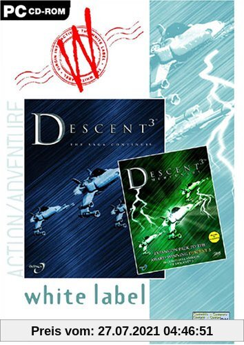Descent 3 + Mercenary Produktbild