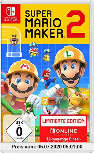 Super Mario Maker 2 - Limitierte Edition [Nintendo Switch] Produktbild