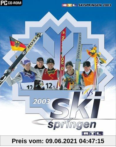 RTL Skispringen 2003 Produktbild