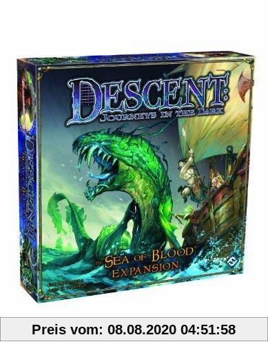 Descent: Sea of Blood Expansion (Descent: Journeys in the Dark) Produktbild