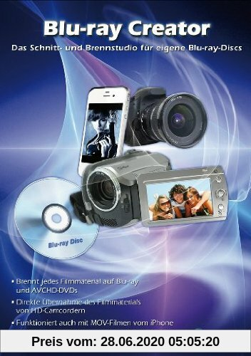 mediAvatar - Blu-ray-Creator Produktbild