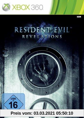 Resident Evil - Revelations - [Xbox 360] Produktbild