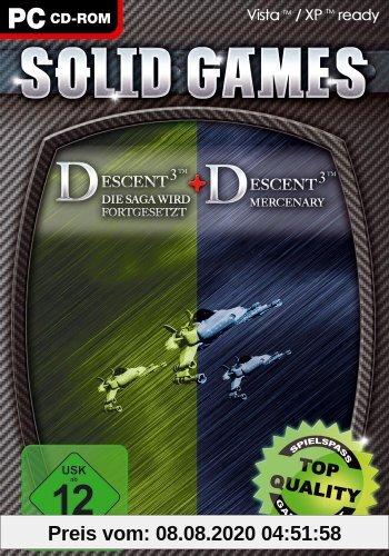 Solid Games - Descent 3 + Mercenary Produktbild