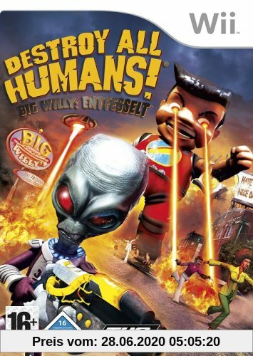 Destroy All Humans! Big Willy entfesselt Produktbild