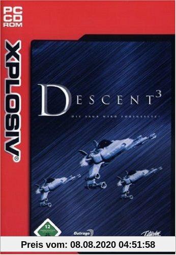 Descent 3 [Xplosiv] Produktbild