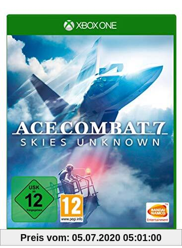 Ace Combat 7 - Skies Unknown - [Xbox One] Produktbild
