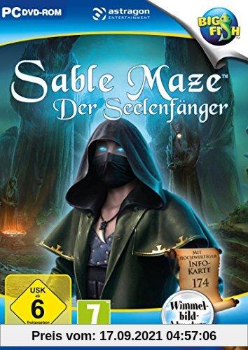 Sable Maze: Der Seelenfänger Produktbild