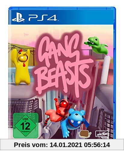 Gang Beasts - [Playstation 4] Produktbild