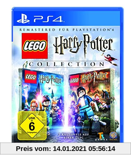 Lego Harry Potter Collection [PlayStation 4] Produktbild
