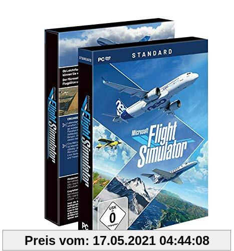 Microsoft Flight Simulator Standard Edition - [PC] Produktbild