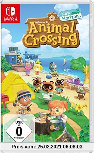 Animal Crossing: New Horizons [Nintendo Switch] Produktbild