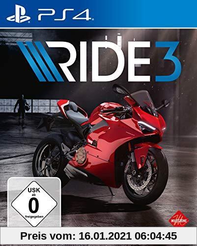 RIDE 3 - [PlayStation 4] Produktbild