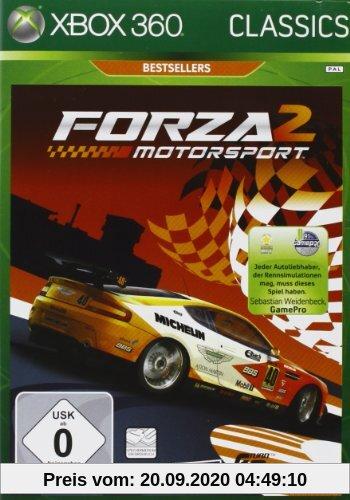 Forza Motorsport 2 Produktbild