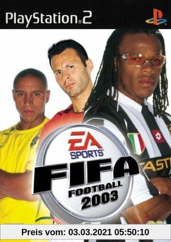 FIFA Football 2003 Produktbild